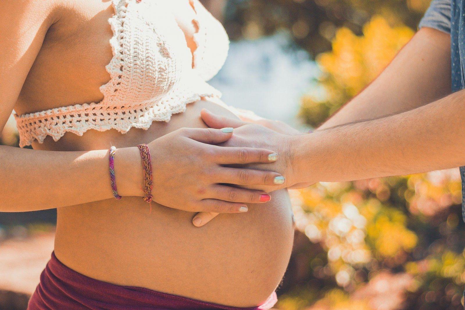Tehotenstvo acukrovka